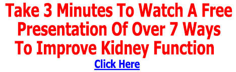 how to keep kidney healthy natural way