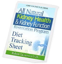 How To Improve Kidney Function  Natural Treatments to Reverse Kidney Disease Problems By Diet