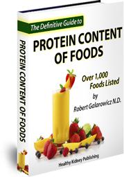 Ebook Protein